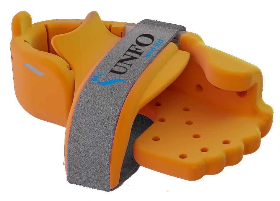 Pigeon Toed Treatment Shoes   UNFO foot brace
